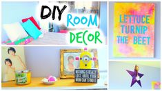 DIY: Room Decor for Summer!