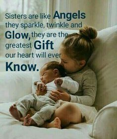 A big sister is your first friend and second mother. Sister Wedding Quotes, Frozen Sister Quotes, Brother N Sister Quotes, Little Sister Quotes, Brother And Sister Relationship, Brother Birthday Quotes, Sister Quotes Funny, Brother And Sister Love, Daughter Quotes