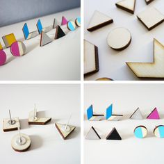 One of my other DIY loves is creating my own jewellery. I have been wanting to create some colourful geometric earrings for some time so I gathered my supplies and got to work, creating a colourful...