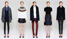 A.L.C. Fall 2012 Collection