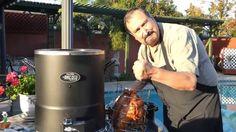 Bacon Wrap Turkey - Char Broil Big Easy Oil-Less Turkey Fryer