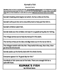 Pin by melanie lilly on 3rd grade pinterest teaching for Kumak s fish