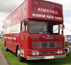 old removals lorries - Google Search