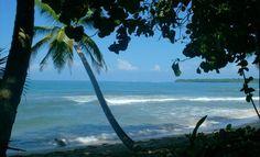 Cahuita, Costa Rica--Atlantic Coast