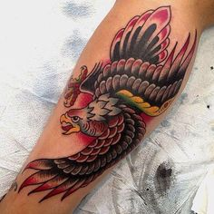 eagle tattoo new school - Pesquisa Google