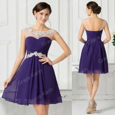SEMI-HOMECOMING-GRADUATION-GOWNS-FORMAL-EVENING-PARTY-COCKTAIL-SHORT-PROM-DRESS