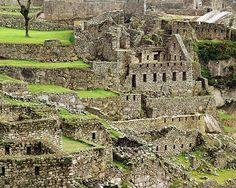 Machu Picchu in Peru. Portico Excursions.