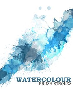 50 Of The Best Watercolor Brushes You'd Download