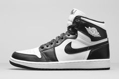 "Air Jordan 1 Retro High OG ""Black & White"""
