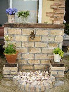 ■お庭改造計画~立水栓編~ | natural life - 楽天ブログ