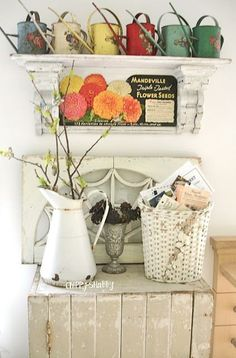 ChiPPy! - SHaBBy!: Re-Arranging ViNtaGe F*I*N*D*S - In-Our-Home...