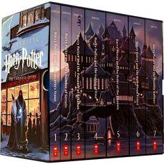 Osta Special Edition Harry Potter Paperback Box Set. Alhaiset hinnat ja nopea toimitus.