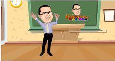 Curso de Retrospectiva Cartoon