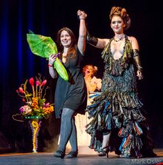 Images from Condom Couture: Once Upon a Runway, a Boulder Valley Women's Health Center event
