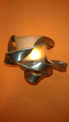 Tea light holder.......Metalcraft Practical range of tools....