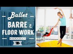Ballet Barre and Floor Work   Lazy Dancer Tips - YouTube