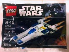 polybag lego star wars 30496 u wing fighter