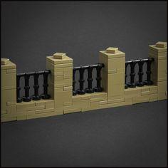 TheNewBlack - Fences [1]   by Legopard