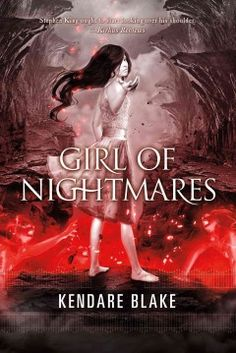 Girl of Nightmares by Kendare Blake - Months after Anna Korlov opened a door to Hell and sacrificed herself for seventeen-year-old ghost hunter Cas Lowood, persistent visions of Anna being tortured cause Cas to decide to save her as she once saved him.