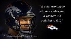 For Peyton Manning fans  (more Broncos below)