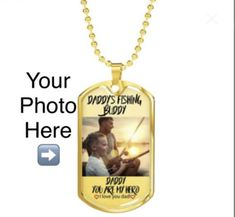 Gifts For Pet Lovers, Gifts For Wife, Fathers Day Gifts, Engraved Dog Tags, Photo Engraving, Photo Heart, Personalized Jewelry, Handmade Jewelry, Animal Jewelry
