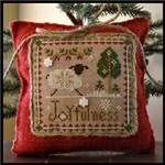 Little Sheep Virtues - Décembre : Joyfulness - Little House of Needleworks