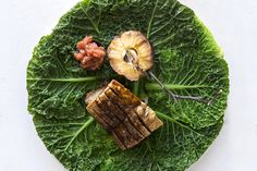 RECIPE: Citrus-roasted pork belly with quince & quince membrillo Roasted Quince, Savoy Cabbage, Winter Table, Best Chef, Cooking Together, Pork Belly, Pork Roast, Blood Orange, Tray Bakes