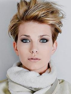 Cool Short Hair Styles for School