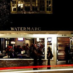 Watermarc in Laguna Beach, CA.  448 South Coast Highway, Laguna Beach. Great for foodies and romantic or special dinners.