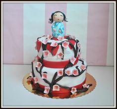 Virginias Cake: Tarta Japonesa