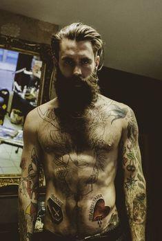 Heartbreaker. I want this man!