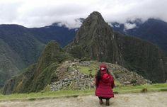 Machupicchu, la magia de la vieja montaña...