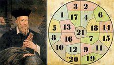 Nézd meg, mit üzen Neked Nostradamus mágikus köre!