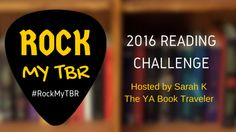 Just One More Chapter: Book Tag: #RockMyTBR Book Tag