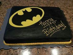 Outstanding Batman Birthday Cake Recipe The Cake Boutique Personalised Birthday Cards Veneteletsinfo