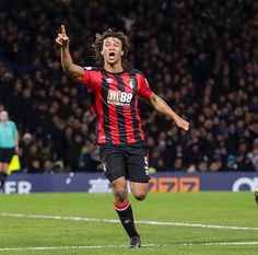 Nathan Aké ~ AFC Bournemouth vs. Chelsea 1/31/2018 Afc Bournemouth, Manchester City, Chelsea, Football, Running, Sports, Soccer, Hs Sports, Futbol