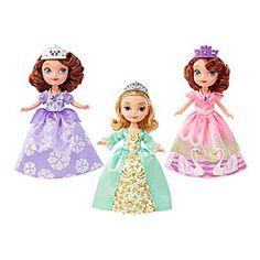 Sofia The First® Mini Princess Dolls at Big Lots.