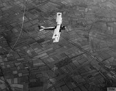 A German Gotha G IV in flight