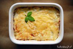 Kuchnia Bazylii: Dorsz zapiekany z ziemniakami