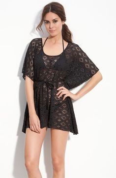 Resort Wear!! A Crochet Cover-up...let's go somewhere warm :-)