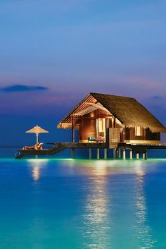 Take your pick of luxury hotels in The Maldives. Private villas and incredible views await. Read the full guide. 11 Luxury Maldives Resorts You Can't Help But Love. Melanie Urlaub & Reisen Take your pick of luxury hotels in The Maldives Vacation Places, Dream Vacations, Vacation Spots, Places To Travel, Places To Go, Beach Vacations, Vacation Travel, Beach Resorts, Vacation Ideas