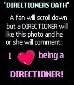 I <3 being a directioner!!!!!<<< I <3 being a directioner :)<<< I <3 being a Directioner! :-)