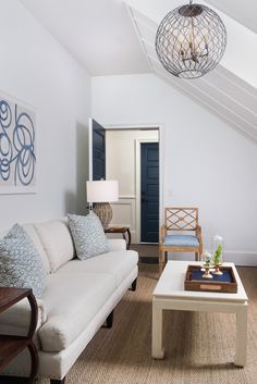 The Gate House, Nantucket, MA Annsley Interiors Ben Gebo Photograph Amanda  Talley Painting