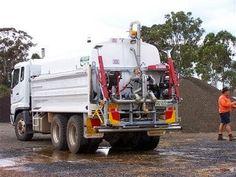 Water Tank, Cars Motorcycles, Trucks, Australia, Vehicles, Dunk Tank, Truck, Rolling Stock