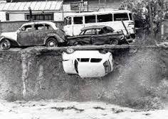 Resultado de imagen para desborde rio mapocho 1982
