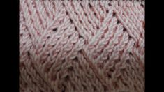 İlmek Kaydırma Tekniği İle Baklava Örneği Knitting Designs, Knitting Stitches, Crochet Designs, Baby Knitting, Crochet Motifs, Crochet Diagram, Diy Crochet, Stitch Patterns, Knitting Patterns