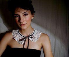 11 Stylish Crochet Collar Patterns