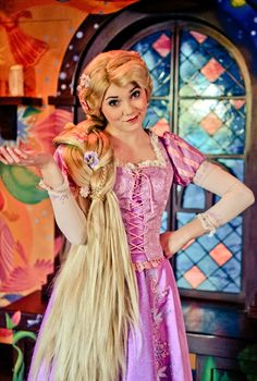 This Rapunzel is a very good Rapunzel and should feel good about that <3