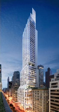 being planned: Park Avenue: Foster + Partners for L Holding