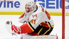 Smith blanks Ducks as Calgary snaps 25-game losing streak in Anaheim
